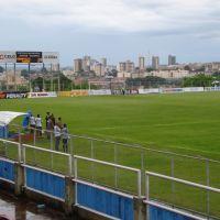 Cidade de Anápolis vista do Estádio Jonas Duarte, Анаполис