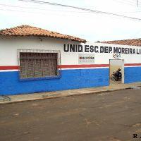 UNIDADE ESCOLAR MOREIRA LIMA EM S . DOMINGOS - MA BRASIL, Бакабаль