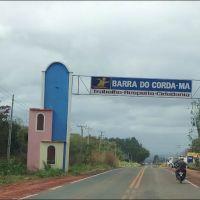 PORTAL DE ENTRADA DE BARRA DO CORDA - MA, Бакабаль