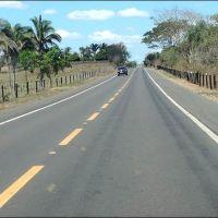 ROD. BR - 135 ENTRE PRES. DUTRA E SÃO DOMINGOS - MA, Бакабаль