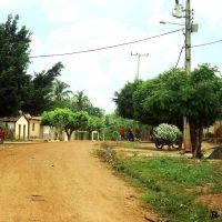RUA PRINCIPAL DE S . MIGUEL MUNICIPIO DE TUNTUM - MA BRASIL, Кахиас