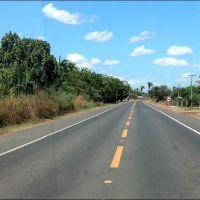ROD. BR - 135 ENTRE PRESIDENTE DUTRA E SANTA FILOMENA - MA BRASIL, Кахиас