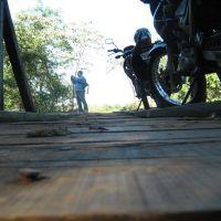 Ponte rio Ciroula, Кампо-Гранде