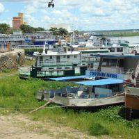 Porto de Corumbá (MS) - Brasil, Корумба