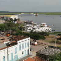Porto em Corumbá - Mato Grosso do Sul - Brasil, Корумба