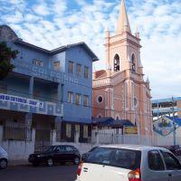 Facultad Salesiana Santa Teresa e Iglesia Nuestra Señora de la Candelaria., Корумба
