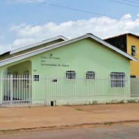 Salão do Reino das Testemunhas de Jeová -  Corumbá/MS, Корумба
