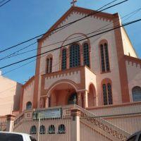 Capela do Colégio Imaculada Conceição - Corumbá/MS, Корумба