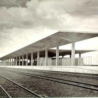 Antiga estação ferroviária, Арха