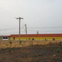 Fábrica de móveis - Uberlândia, MG, Арха