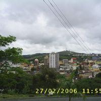 Barbacena - vista parcial, Барбасена