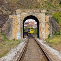 Tunel 32 em Barbacena, Барбасена