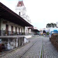 Estação de Barbacena, Барбасена