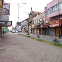 Rua XV de Novembro - Centro Comercial, Барбасена