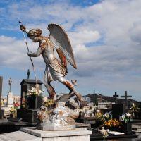 Anjo - Cemitério N. Sra da Boa Morte - Barbacena/MG, Барбасена