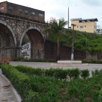 Largo sob o Pontilhão 3, Барбасена