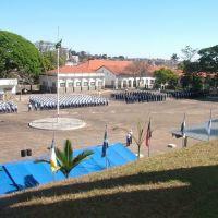 Passagem de Comando-EPCAR 2007 - foto: Evandro Rodrigues, Барбасена
