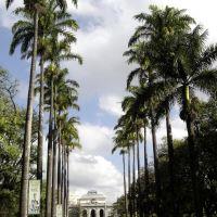 Praça & Palácio da Liberdade, Belo Horizonte, MG, Brasil., Белу-Оризонти