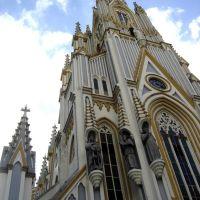 Igreja - Lourdes, Belo Horizonte, MG, Brasil., Белу-Оризонти