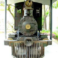 Museu Abílio Barreto_locomotiva, Белу-Оризонти