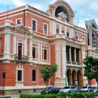 Prédio Histórico da Antiga Secretaria da Educação - Praça da Liberdade - Belo Horizonte - Minas Gerais, Белу-Оризонти
