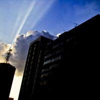!   _Sunset, Белу-Оризонти