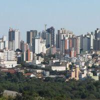 Vista do centro da cidade, Дивинополис