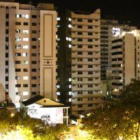 Centro à noite, Дивинополис