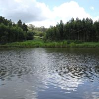 Lagoa da Sidil. Divinópolis, MG, Brazil, Дивинополис