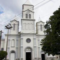 Itajubá M.G. - Igreja matriz, Итажуба