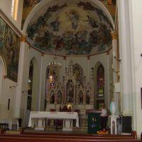 Altar Catedral São João Batista, Каратинга
