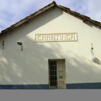 ESTAÇÃO FERROVIÁRIA, Каратинга
