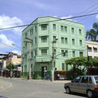 Prédio do Sicoob- Caratinga, Каратинга