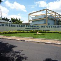 UFU - Campus Umuarama, Катагуасес