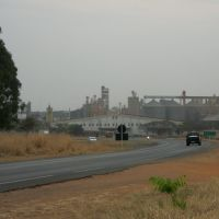 Rodovia em Uberlândia - MG, Катагуасес