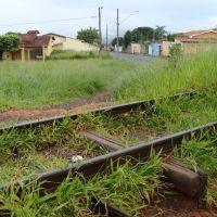 .: Mais trilhos da Mogiana, Монтес-Кларос