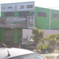 William Moto Peças 3211-1050, Монтес-Кларос