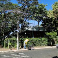 Instituto de Biologia - Universidade Federal de Uberlândia - Uberlândia, Brasil, Пассос