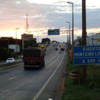 Br 050 Uberlandia -MG, Покос-де-Кальдас