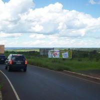 Saida de Uberlândia (Sentido Araguari), Покос-де-Кальдас