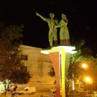 Monumento aos imigrantes alemães, Теофилу-Отони