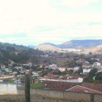 Vista do bairro Tabajaras, Теофилу-Отони