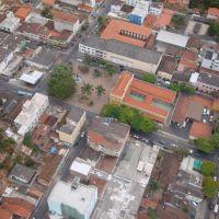CEMIG Vista aérea, Теофилу-Отони
