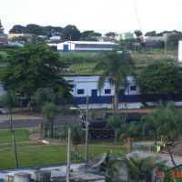 Praça Da Mogiana, Убераба