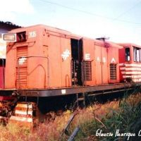 * Locomotiva, Убераба