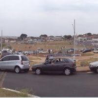 Estádio Comunitário Humberto Soares Júnior - Zé Galinha, Убераба