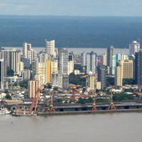 Baía/Guajará e Belém, PA, Brasil., Белен
