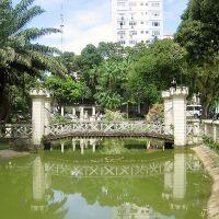 Praça Batista Campos - Belém - Pará, Белен