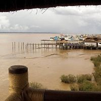 Guamá River in Belém/PA, Белен
