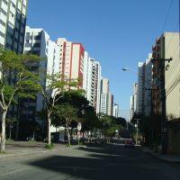 Avenida Padre Anchieta - Bigorrilho em Curitiba - Paraná, Куритиба